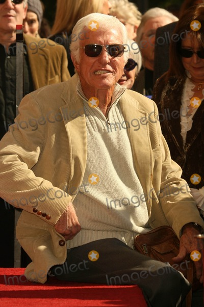 Dick Van Dyke, Suzanne Pleshette, The Ceremonies Photo - Dick Van Dyke at the Ceremony Posthumously Honoring Suzanne Pleshette with a star on the Hollywood Walk of Fame. Hollywood Boulevard, Hollywood, CA. 01-31-08