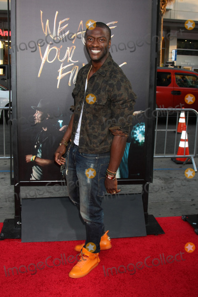 """Aldis Hodge, Aldis Hodges Photo - Aldis Hodge at the """"We Are Your Friends"""" Los Angeles Premiere, TCL Chinese Theater, Hollywood, CA 08-20-15"""
