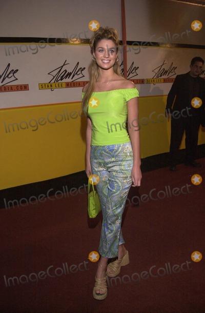 Ashley Lyn Cafagna Photo -  Ashley Lyn Cafagna at the Hollywood Media Convergence Gala, 02-29-00
