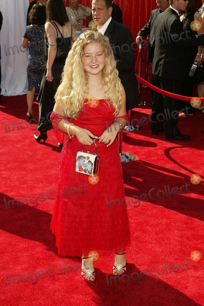 Madylin Sweeten Photo - Madylin Sweeten at the 55th Annual Emmy Awards Arrivals, Shrine Auditorium, Los Angeles, CA 09-21-03