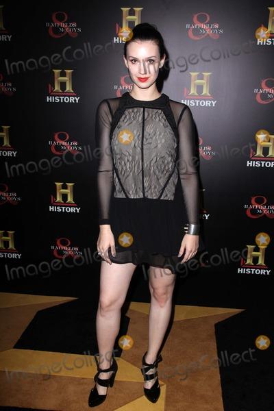 "Alixandra von Renner Photo - Alixandra von Renner at the ""Hatfields & McCoys"" Pre-Emmy Party, Soho House, West Hollywood, CA 09-22-12"