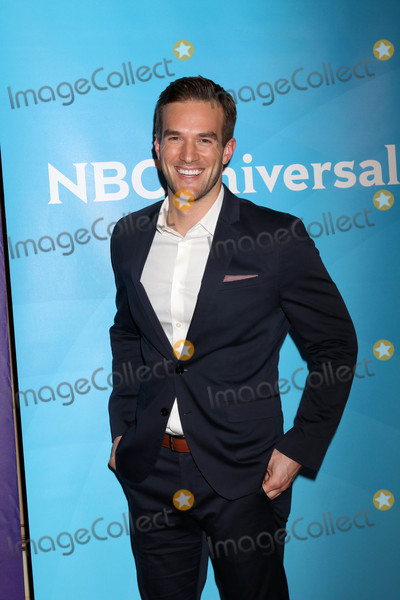 Andy Favreau Photo - Andy Favreau at the NBC TCA Winter Press Tour, Langham Hotel, Pasadena, CA 01-09-18