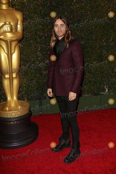 Jared Leto, Ray Dolby, Governors Awards Photo - Jared Leto