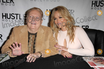 Larry Flynt, Alexis Texas, Vanessa Larré Photo - Larry Flynt, Alexis Texas