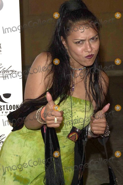 """Annabella Lwin, Bow Wow, Bow Wow Wow Photo - Bow Wow Wow's Annabella Lwin at the Premiere of the """"Mayor Of The Sunset Strip"""" in the Egyptian Theater, Hollywood, CA. 03-22-04"""