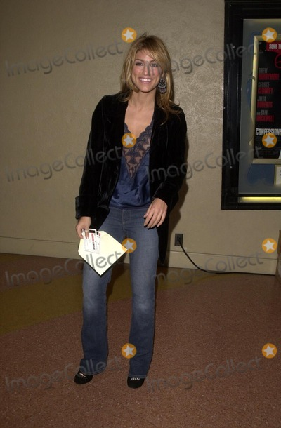 """Jennifer Esposito Photo - Jennifer Esposito at the premiere of Miramax's """"Confessions of a Dangerous Mind"""" at the Mann Bruin Theater, Westwood, CA 12-11-02"""