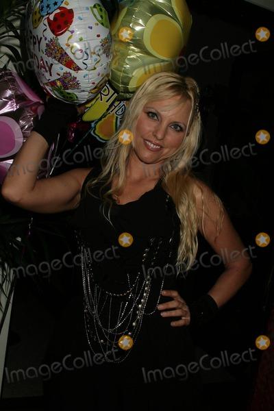 Charmaine, Charmaine Blake Photo - Aza at Charmaine Blake's Birthday Party, Cafe Roma, Beverly Hills, CA. 01-13-10