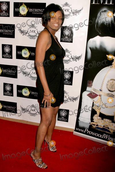 Angelique Bates Photo - Angelique Bates  at the FG Magazine Release Party. 24k Lounge, West Hollywood, CA. 12-19-08