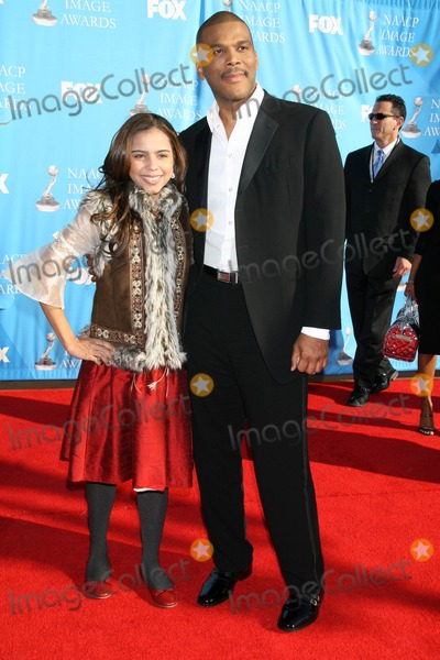Alexandra Rieger, Tyler Perry Photo - Alexandra Rieger and Tyler Perry