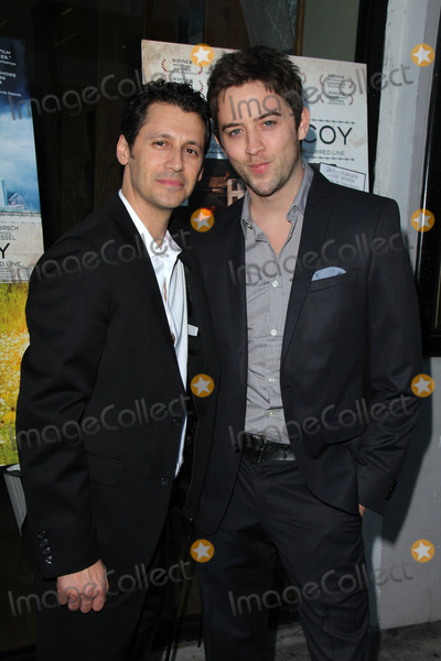 Johnny Pacar, Andy Hirsch Photo - Andy Hirsch, Johnny Pacar