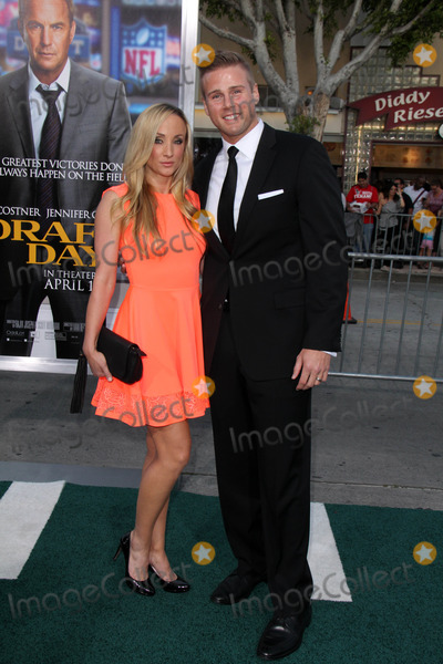 """Aaron Hill Photo - Aaron Hill at the """"Draft Day"""" Premiere, Bruin Theatre, Westwood, CA 04-07-14"""