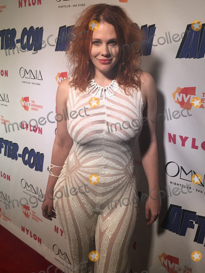 Photos And Pictures Maitland Ward Attends The Nylon