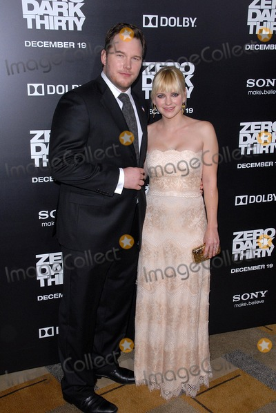 Chris Pratt, Anna Farris, The Darkness Photo - Chris Pratt, Anna Farris
