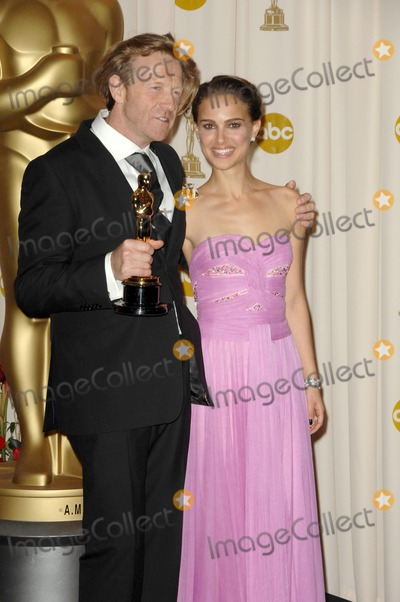 Anthony Dod Mantle, Natalie Portman, DOD MANTLE Photo - Anthony Dod Mantle and Natalie Portman