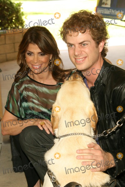 Paula Abdul, Paula Guilló Photo - Paula Abdul and Scott Macintryeat the Kick Off for National Guide Dog Month. Guide Dogs of America, Sylmar, CA. 05-08-09