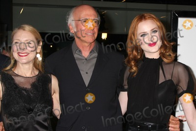 Photos And Pictures Patricia Clarkson Larry David Evan Rachel Wood Arriving At The Movie Premiere Of Whatever Works At The Silver Screen Theater Of The Pacific Design Center In West