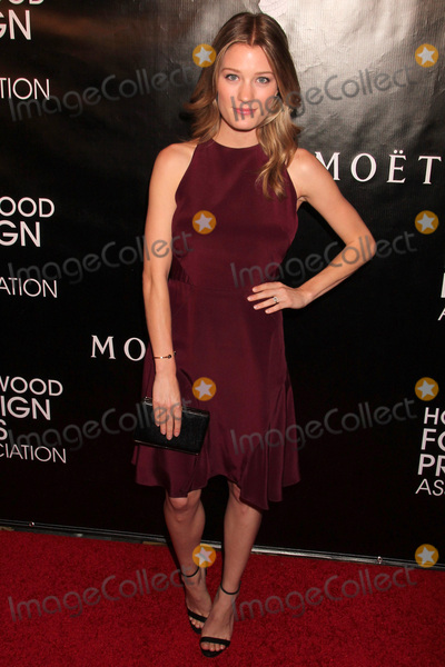 Ashley Hinshaw Photo - LOS ANGELES - AUG 13:  Ashley Hinshaw at the HFPA Hosts Annual Grants Banquet - Arrivals at the Beverly Wilshire Hotel on August 13, 2015 in Beverly Hills, CA