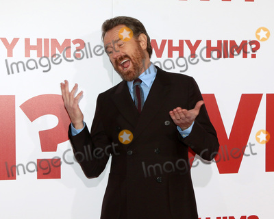 """Bryan Cranston Photo - LOS ANGELES - DEC 17:  Bryan Cranston at the """"Why Him?"""" Premiere at Bruin Theater on December 17, 2016 in Westwood, CA"""