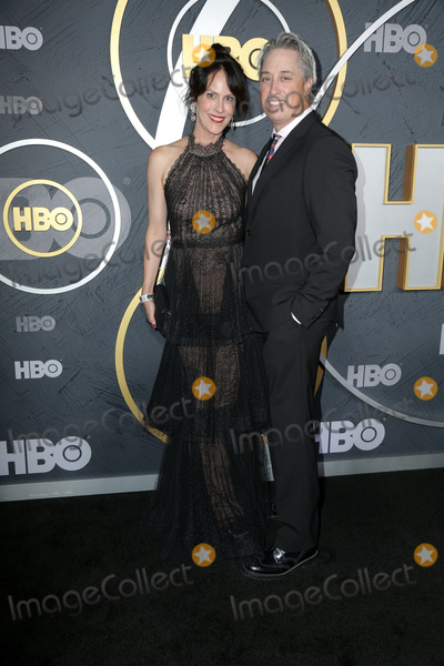Annabeth Gish, Wade Allen Photo - LOS ANGELES - SEP 22:  Annabeth Gish, Wade Allen at the 2019 HBO Emmy After Party  at the Pacific Design Center on September 22, 2019 in West Hollywood, CA