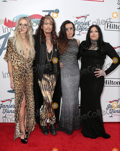 Mia Tyler, Steven Tyler, Chelsea Tyler, Aimee Preston Photo - LOS ANGELES - FEB 10:  Aimee Preston, Steven Tyler, Chelsea Tyler,  Mia Tyler at the 2019 Steven Tyler's Grammy Viewing Party at the Raleigh Studios on February 10, 2019 in Los Angeles, CA