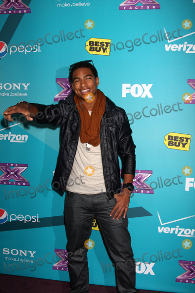 Arin Ray Photo - LOS ANGELES - NOV 5:  Arin Ray arrives at the X-Factor Season Two FInalist Party at SLS Hotel at Beverly Hills on November 5, 2012 in Los Angeles, CA