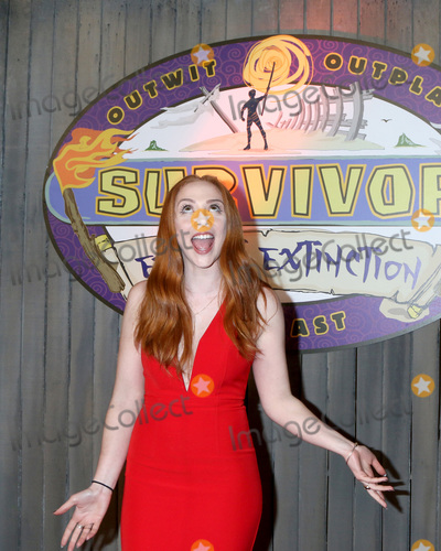 """Edge Photo - LOS ANGELES - MAY 15:  Victoria Baamonde at the """"Survivor: Edge of Extinction"""" Finale at the CBS Radford on May 15, 2019 in Studio City, CA"""