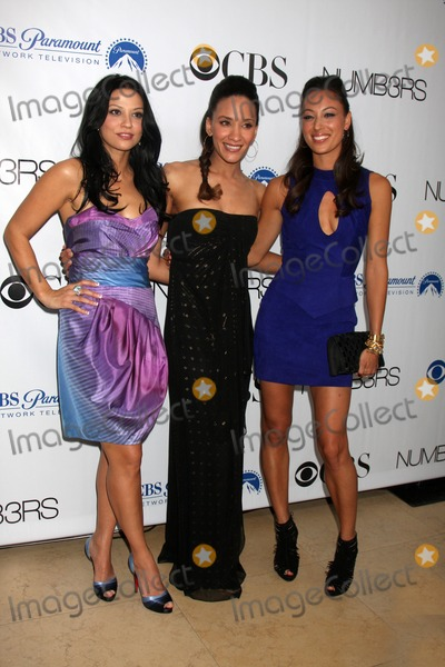 Aya, Aya Sumika, Navi Rawat, Sophina Brown Photo - Navi Rawat, Sophina Brown, & Aya Sumika arriving at the Numb3rs 100th Episode Party at the Sunset Tower Hotel in West Hollywood,  California on April 21, 2009