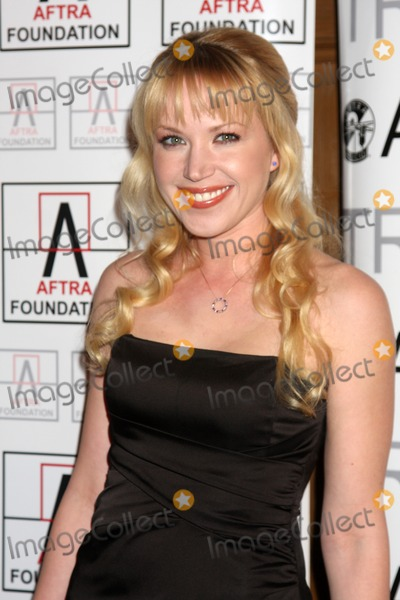 Adrienne Frantz Photo - Adrienne Frantz arriving at the AFTRA Media & Entertainment Excellence Awards (AMEES) at the Biltmore Hotel in Los Angeles , CA on  March, 9 2009