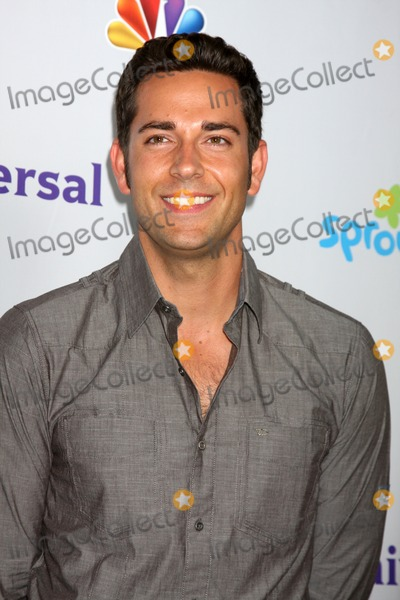 Zachary Levi Photo - LOS ANGELES - AUG 1:  Zachary Levi arriving at the NBC TCA Summer 2011 Party at SLS Hotel on August 1, 2011 in Los Angeles, CA