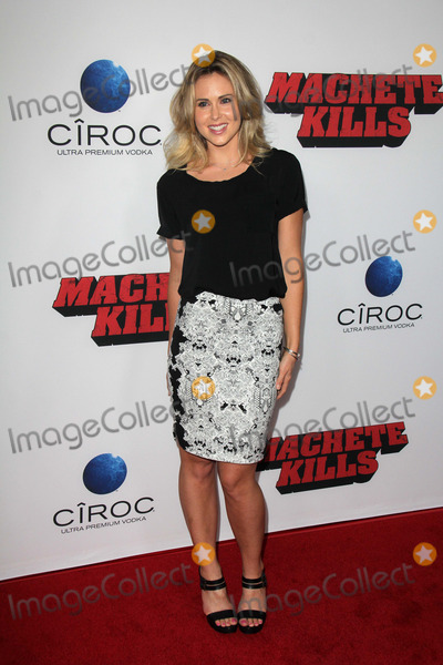 "Anna Hutchison Photo - LOS ANGELES - OCT 2:  Anna Hutchison at the ""Machete Kills"" Los Angeles Premiere at Regal 14 Theaters on October 2, 2013 in Los Angeles, CA"