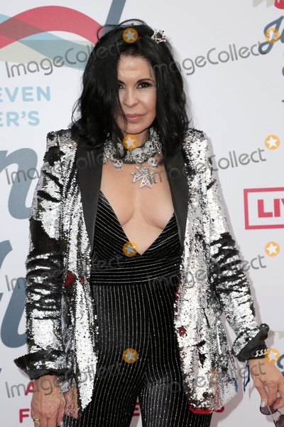 Maria Conchita Alonso, Steven Tyler Photo - LOS ANGELES - FEB 10:  Maria Conchita Alonso at the 2019 Steven Tyler's Grammy Viewing Party at the Raleigh Studios on February 10, 2019 in Los Angeles, CA
