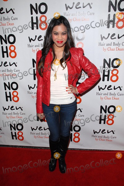Ashley Argota, Gaspar Noé Photo - LOS ANGELES - DEC 12:  Ashley Argota arrives to the NOH8 4th Anniversary Party at Avalon on December 12, 2012 in Los Angeles, CA