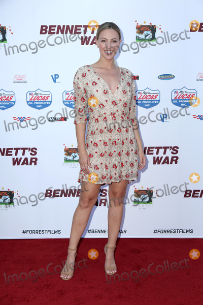 "Courtney Hope Photo - LOS ANGELES - AUG 13:  Courtney Hope Turner at the ""Bennett's War"" Los Angeles Premiere at the Warner Brothers Studios on August 13, 2019 in Burbank, CA"