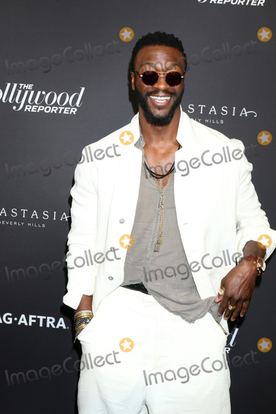 Aldis Hodge, Aldis Hodges Photo - LOS ANGELES - SEP 20:  Aldis Hodge at the Hollywood Reporter & SAG-AFTRA 3rd Annual Emmy Nominees Night  at the Avra Beverly Hills on September 20, 2019 in Beverly Hills, CA