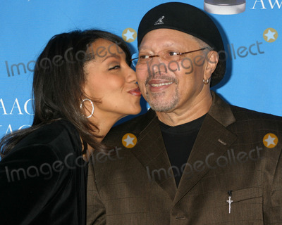 Art Neville, Father Alberto Cutié Photo - Arthel & Art Neville (Daughter and father)37th NAACP Image AwardsShrine AuditoriumLos Angeles, CAFebruary 25, 2006