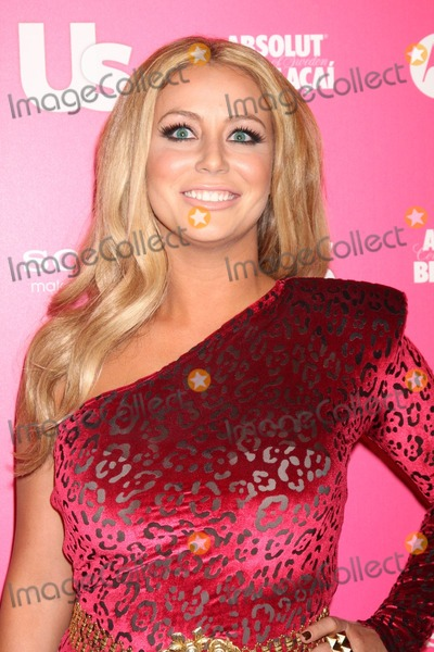 Aubrey O'Day, The Used Photo - Aubrey O'Dayarrives at the US Weekly Hot Hollywood Party 2010Drai's at the W Hotel HollywoodLos Angeles, CAApril 22, 2010