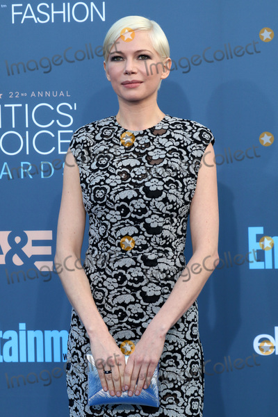 Michelle Williams Photo - LOS ANGELES - DEC 11:  Michelle Williams at the 22nd Annual Critics' Choice Awards at Barker Hanger on December 11, 2016 in Santa Monica, CA