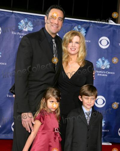 Brad Garrett Family