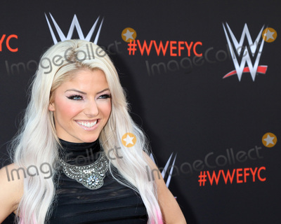 Alexa Bliss Photo - LOS ANGELES - JUN 6:  Alexa Bliss at the WWE For Your Consideration Event at the TV Academy Saban Media Center on June 6, 2018 in North Hollywood, CA