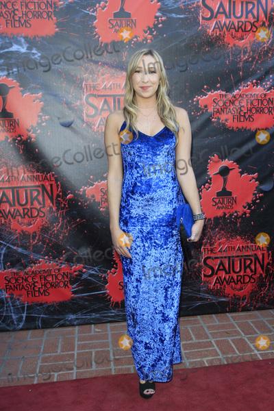 Saturn Awards, Ashley Edner Photo - LOS ANGELES - JUN 27:  Ashley Edner at the Saturn Awards at the Castaways on June 27, 2018 in Burbank, CA