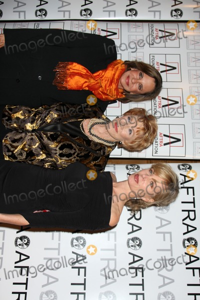 Eileen Davidson, Jeanne Cooper, Jess Walton Photo - Jess Walton, Jeanne Cooper, & Eileen Davidson  arriving at the AFTRA Media & Entertainment Excellence Awards (AMEES) at the Biltmore Hotel in Los Angeles , CA on  March, 9 2009