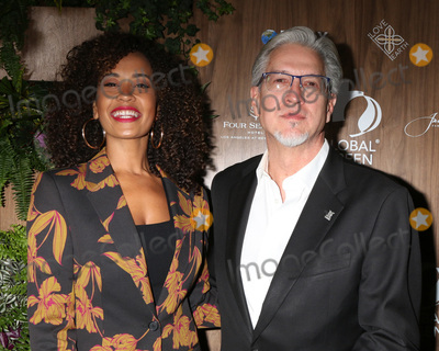 Four Seasons, Michael Cain, Michael Caine, The Four Seasons Photo - LOS ANGELES - FEB 20:  Danni Washington, Michael Cain at the Global Green 2019 Pre-Oscar Gala at the Four Seasons Hotel on February 20, 2019 in Beverly Hills, CA
