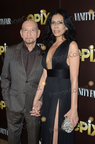 """Ben Kingsley, Daniela Lavender Photo - LOS ANGELES - MAY 21:  Ben Kingsley, Daniela Lavender at the """"Perpetual Grace, LTD"""" Los Angeles Premiere at the Linwood Dunn Theater, on May 21, 2019 in Los Angeles, CA"""