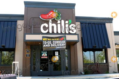 Chili, San Bernardino Photo - LOS ANGELES - APR 11:  Chili's at the Businesses reacting to COVID-19 at the Hospitality Lane on April 11, 2020 in San Bernardino, CA