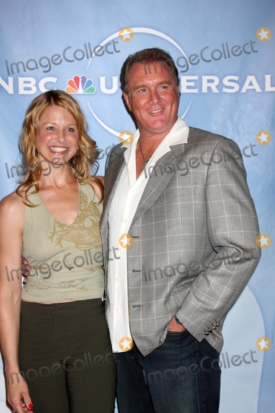 Arija Bareikis Photo - Arija Bareikis & Michael McGrady arriving at the NBC TCA Party at The Langham Huntington Hotel & Spa in Pasadena, CA  on August 5, 2009