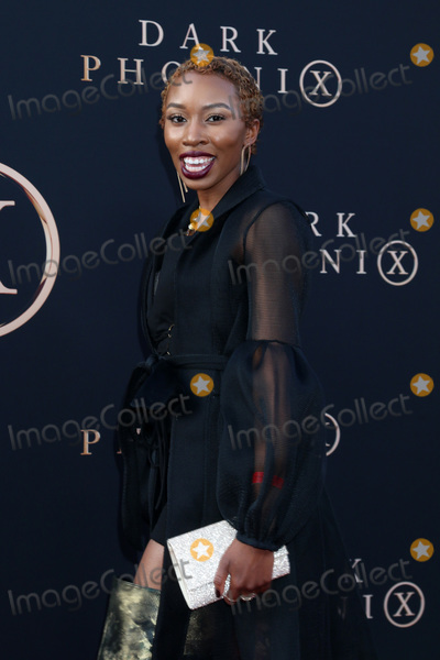 """The Darkness, Carrie Bernans Photo - LOS ANGELES - JUN 4:  Carrie Bernans at the """"Dark Phoenix"""" World Premiere at the TCL Chinese Theater IMAX on June 4, 2019 in Los Angeles, CA"""