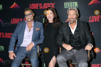 Photo - LOS ANGELES - OCT 13:  Steven Bauer, Kira Reed Lorsch, David A.R. White at the Love on the Rock Screening and Kira Reed Lorsch Birthday Celebration at the Universal Hilton Hotel on October 13, 2021 in Los Angeles, CA