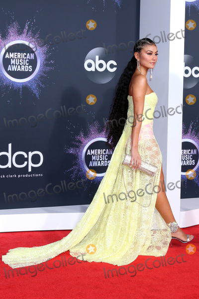 Agnez Mo Photo - LOS ANGELES - NOV 24:  Agnez Mo at the 47th American Music Awards - Arrivals at Microsoft Theater on November 24, 2019 in Los Angeles, CA