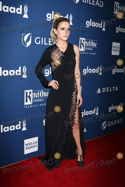 Ana Fernandez Photo - LOS ANGELES - APR 12:  Ana Fernandez at GLAAD Media Awards Los Angeles at Beverly Hilton Hotel on April 12, 2018 in Beverly Hills, CA