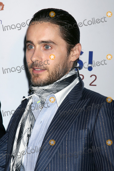 """Jared Leto, YES, Bel-Air Photo - Jared Leto arriving at the """"YES! on Prop 2 Campaign"""" to stop Animal Crueltyat a private estate in BelAir, CA onSeptember 28, 2008"""